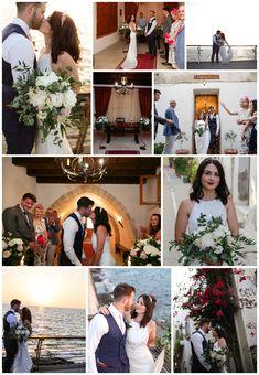 St Lazarus Chapel wedding in Rethymno wedding in Crete Saint Lazarus, Chapel Wedding, Bridesmaid Dresses, Wedding Dresses, Crete, Real Weddings, Wedding Planner, Image, Fashion