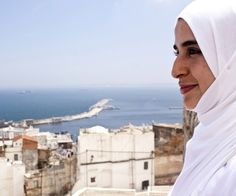 """""""While on a culture exchange program in Algiers Africa, I was giving a tour of the Kasbah by this girl in the photograph. Her name is Fatima and it was her first day as a tour guide. With the recent trouble happening in and around the region, there were no other tourists in sight, which i thought was a pity because when i look at this photo, it reminds me of their generosity, their honest beauty and how I was welcomed with open arms by the local people"""". - Treasa Giblin (THIS TIMES…"""