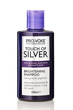 The 3 BEST products for bleached blonde hair – Touch of Silver Brightening Shampoo