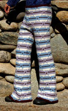 Crochet Pattern Yoga Pants : 1000+ images about clothes made of granny,s 1 on Pinterest ...