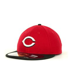 New Era Cincinnati Reds Low Crown Ac Performance 59FIFTY Cap
