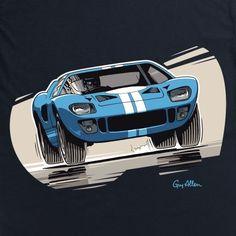 Turbo crâne-homme voiture enthusiast t-shirt moteur
