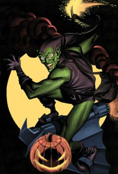 green goblin | Comic Art: Green Goblin