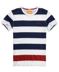 Superdry Lowbar T-shirt - Men's T Shirts