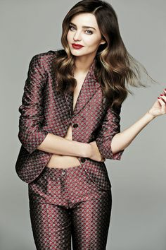Миранда Керр — Фотосессия для «Vogue» TW 2014 by Tim Ho