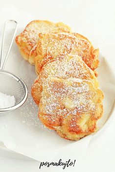 Breakfast Dishes, Breakfast Recipes, Cookie Recipes, Dessert Recipes, Polish Recipes, Us Foods, Easy Dinner Recipes, Food To Make, Delicious Desserts