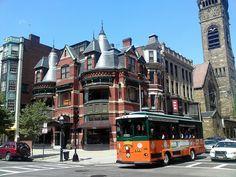 boston newbury street   Newbury Street