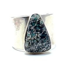 Blue Moon Rising Native American Ring - Child of Wild  - 1
