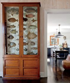 Michael Bruno's meticulously curated Southampton home.