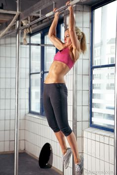 Get sexy shoulders for summer with this Sexy Shoulders Workout!  #sexy #summer #shoulder #workout