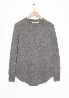 & Other Stories   Alpaca-Blend Sweater