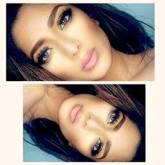 Makeup Look.