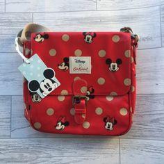 Disney X Cath Kidston Spot Mini Satchel Disney Handbags, Disney Purse, Cute Disney, Disney Style, Cath Kidston X Disney, Disney Luggage, Disney Coffee Mugs, Disney Themed Outfits, Tsumtsum
