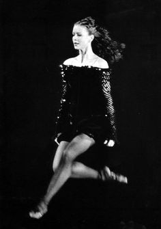 Jean Butler - pretty much one of the greatest Irish dancers on the planet.