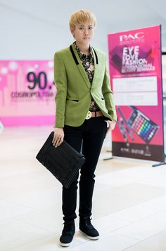 Bazaar Fashion Festival 2013 – Off-Runway Scene | The Actual Style