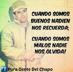 #El chapo