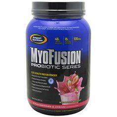 Gaspari Nutrition Myofusion Probiotic