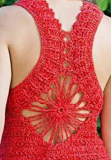 Fabulous Crochet a Little Black Crochet Dress Ideas. Georgeous Crochet a Little Black Crochet Dress Ideas. Bag Crochet, Crochet Shirt, Crochet Woman, Crochet Clothes, Crochet Lace, Crochet Bikini, Crochet Granny, Crochet Tank Tops, Crochet Summer Tops
