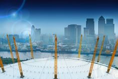 Visit the roof of the O2 hen party