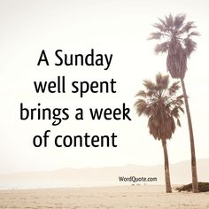 Happy Sunday Quotes and sayings