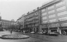 Dům módy, Václavské náměstí, Praha