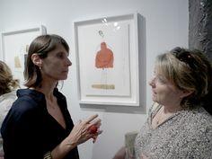 Serge Bloch's limited edition illustrations show, June 2-30, 2016, Michele Mariaud Gallery, in New York. Vernissage de l'exposition du 2 Juin 2016 de Serge Bloch.