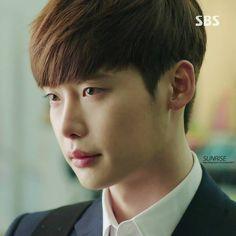 Lee Jong Suk #Pinocchio ep 5 SBS 14.11.26