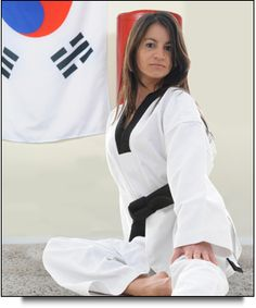 Adult and Teen Taekwondo classes taught in New Lenox Illinois at Pride Martial Arts.