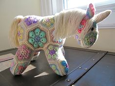African Flower Pony Crochet Pattern : 1000+ images about Crochet Heidi Bears critter love on ...
