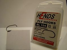 25 Hameçons Hends BL 154