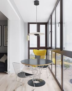 These Glass Balcony Renovations Will Add a New Beautiful Space to Your Home – Glass Balcony Ideas – Balcony Decor Ideas Small Balcony Design, Small Balcony Decor, Small Space Interior Design, Interior Design Living Room, Balcony Ideas, Condo Balcony, Glass Balcony, Railing Design, Beautiful Space