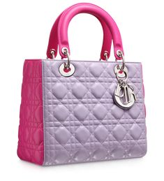'Lady Dior' mini bag - Spring