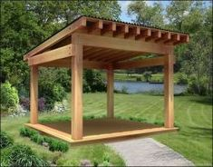 Affordable Covered Pergola Design Ideas 82