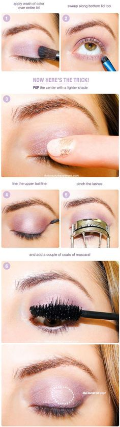 Best Eyeshadow Tutorials - Eye Shadow Enlightenment - Easy Step by Step How To For Eye Shadow - Cool Makeup Tricks and Eye Makeup Tutorial With Instructions - Quick Ways to Do Smoky Eye, Natural Makeup, Looks for Day and Evening, Brown and Blue Eyes - Cool Ideas for Beginners and Teens http://diyprojectsforteens.com/best-eyeshadow-tutorials
