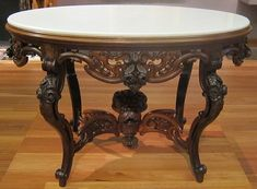 Images of furniture by John and Joseph Meeks Victorian Home Decor, Victorian Furniture, Victorian Homes, Antique Furniture, Furniture Decor, Victorian Era, Table And Chairs, Furniture Making, Home Interior Design