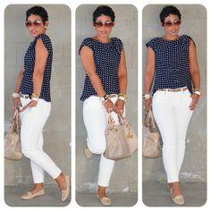 mimi g. My 2 favorites: polka dots and leopard print!!!