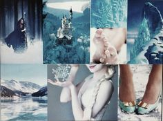 Fantasy Collages Number 4: Elsa