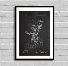 Rathbone dental unit england 1946 1955g 285402 vintage dental chair patent dental chair patent poster dental chair blueprint dental chair print dentist gift office decor vintage decor malvernweather Images