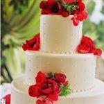Real Weddings - Red - Black