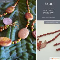 Today Only! $2 OFF this item.  Follow us on Pinterest to be the first to see our exciting Daily Deals. Today's Product: Jewelry Set-Green Sea Sediment (Imperial Jasper), Beaded Necklace, Matching Bracelet and Earrings, Gold Findings, Natural Gemstones Buy now: https://www.etsy.com/listing/242645995?utm_source=Pinterest&utm_medium=Orangetwig_Marketing&utm_campaign=Last%20minute%20sale   #etsy #etsyseller #etsyshop #etsylove #etsyfinds #etsygifts #fashion #beads #handmade #jewelryaddict…