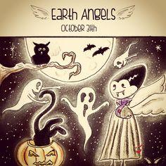 Acouphange du 31 Octobre - Angelinnitus of October 31th