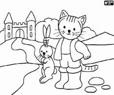Las 28 Mejores Imágenes De Cuento El Gato Con Botas En 2017 Gato