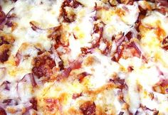 Calzone, Hawaiian Pizza, Food And Drink, Cheese, Recipes, Foods, Kitchen, Food Food, Food Items