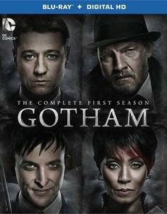 Gotham: The Complete First Season (Blu-ray + UltraViolet) Blu-ray