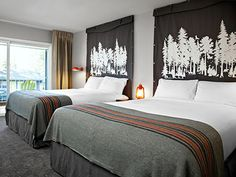 Rooms double from $119 a night; bunk rooms from $209.       - CountryLiving.com