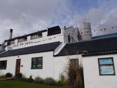 Isle of Jura Distillery | Best Buildings & Monuments in Best of Scotland | Cool Places UK.. My family worked here