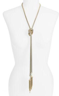Kendra Scott 'McKayla' Lariat Necklace. $125