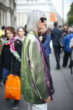 The Best of PFW Street Style SS18