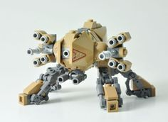 10 Lego Arms Robot Arms Robot Brown EG Star WARS BIONICLE Druid NEW