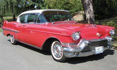 1957 CADILLAC SERIES 62 4 DOOR HARDTOP - 15939